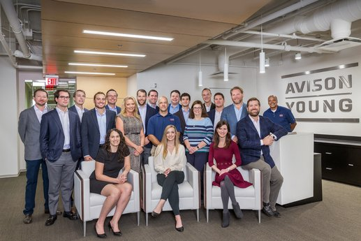 Avison Young's Memphis Office Recognized as a Best Place to Work