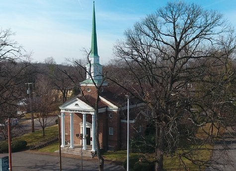 Green Hills church site offered for sale