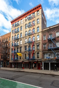 PRESS RELEASE: Avison Young Arranges Sale of Two Residential Buildings at 103-105 MacDougal Street with Buyer Closing in One Day Close