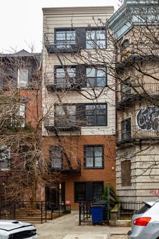 PRESS RELEASE: Avison Young investment sales team marketing residential building at 1148 Pacific Street in Crown Heights, Brooklyn