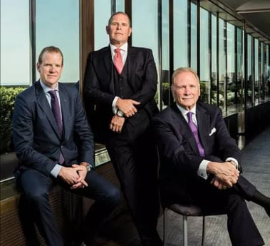 NEWS: Arthur Mirante, A. Mitti Liebersohn and James Nelson Named on the Commercial Observer's Power 100