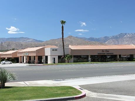 Avison Young Negotiates $4.8M Sale of Multi-Tenant Industrial Building in Cathedral City, California