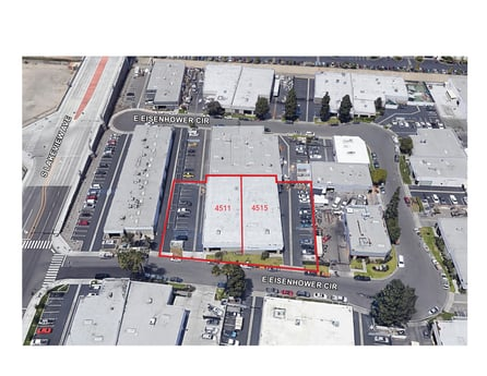 Avison Young completes acquisition of 14,330-sf industrial property in Anaheim, CA