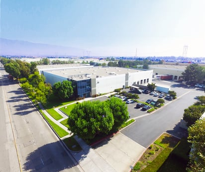 Avison Young completes acquisition of a 45,702-sf single-tenant industrial building in Rancho Cucamonga, CA