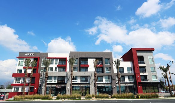 Avison Young completes $68 million off-market sale of Arte, a 182-unit luxury apartment community in Rancho Cucamonga, CA