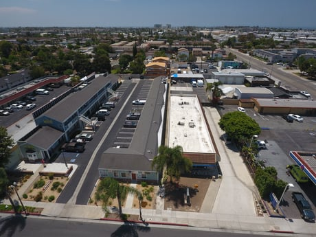 Avison Young completes $3.575 million sale of an office property for redevelopment within an Opportunity Zone in Costa Mesa, CA