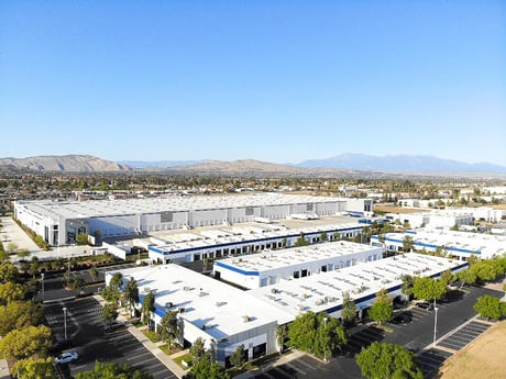Avison Young announces acquisition of a 5-building industrial business park in the Inland Empire