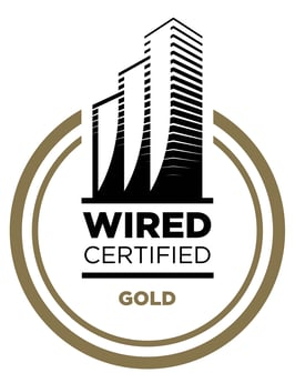 655 West Broadway is now Wired Certified Gold