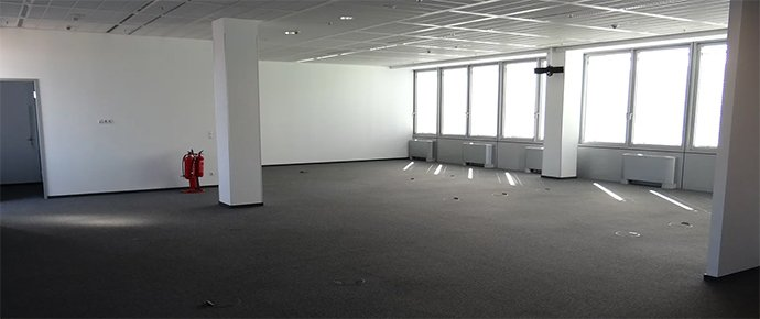 Free office space at Serdika Offices 650 sq.m.