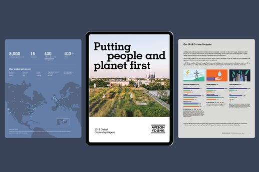 Avison Young adopts UN Sustainable Development Goals alignment protocol