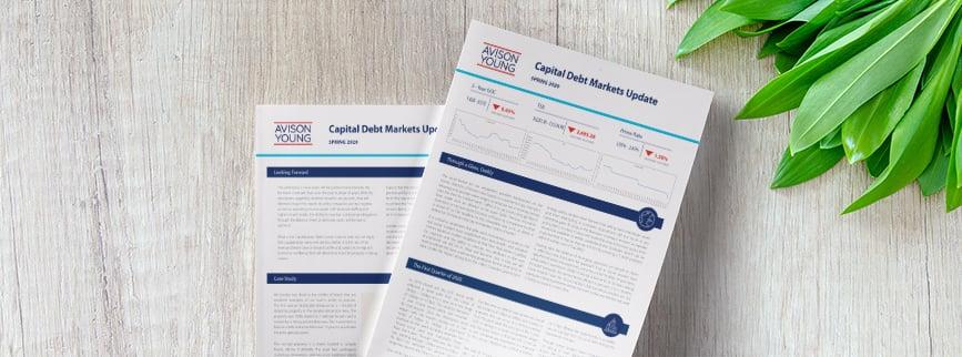 Capital Debt Market Update Spring 2020