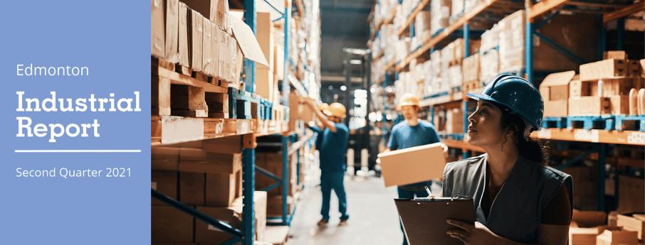 Edmonton Industrial Market Report Q2 2021