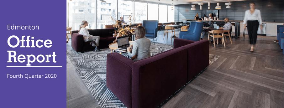 Edmonton Office Market (Q4 2020)