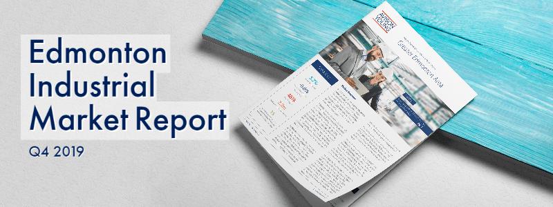 Edmonton Industrial Market Report Q4 2019