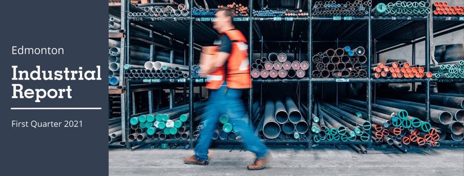 Edmonton Industrial Market Report Q1 2021