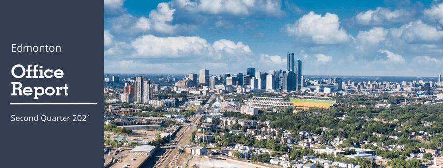 Edmonton Office Market Report Q2 2021