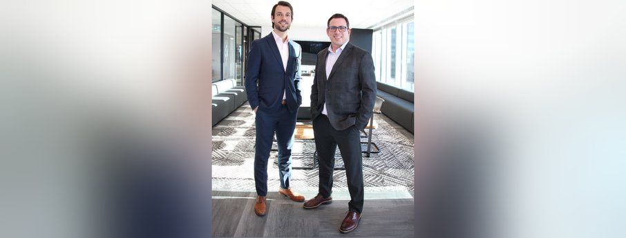 Andrew MacLeod and Jadran Mujcinovic join Avison Young to launch Valuation & Advisory Services in Edmonton
