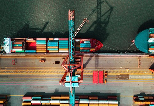 Industrial supply chain remains challenged: Delays and shipping snags set to continue well into 2022…but could be a strong call for a future filled with more tech-driven solutions