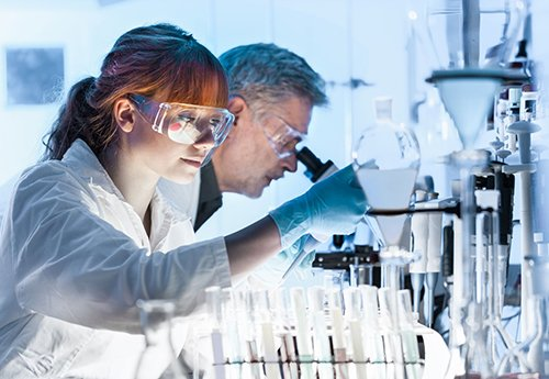 Life Sciences are booming