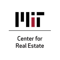 MIT Center for Real Estate Logo
